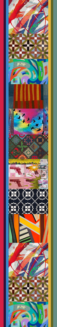 Why Quilts Matter - Quilt Collage - Vertical 3